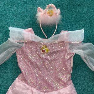 Disney Princess sleeping beauty gown